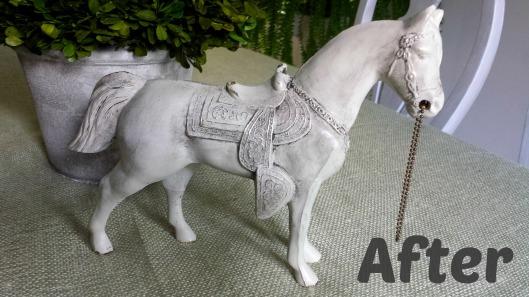 Chalk Paint Horse 3