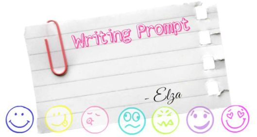 Writing Prompt Header
